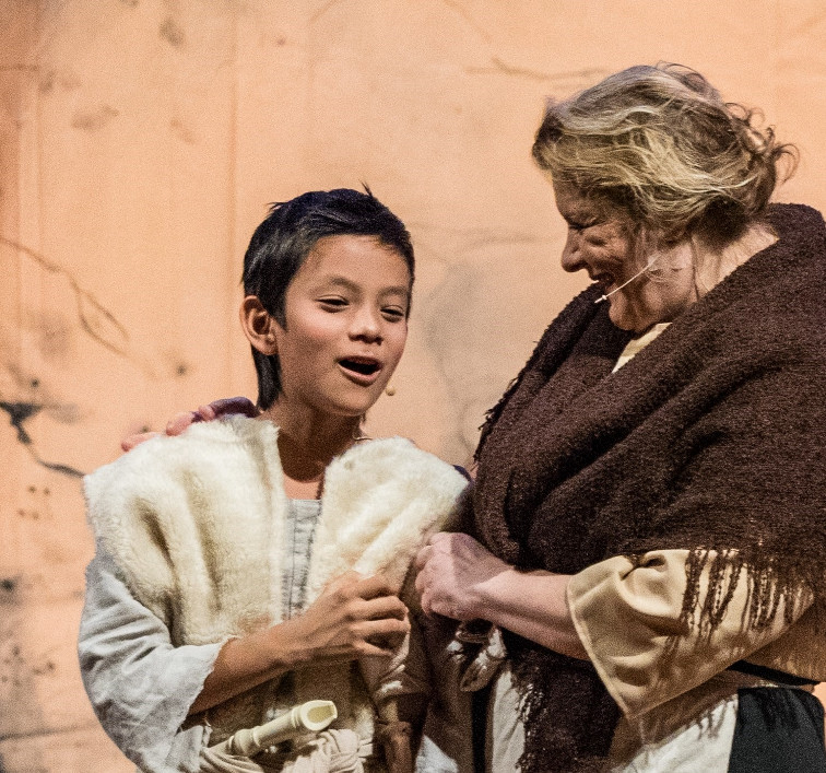 Amahl and the Night Visitors 2016